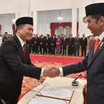 Presiden Jokowi Lantik 16 Dubes untuk Negara Sahabat