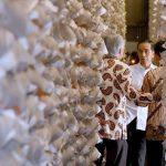 Jokowi Klaim Indonesia Sudah Kurangi Impor