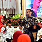 Presiden Minta Guru PGSI Blak-Blakan Masalah Birokrasi
