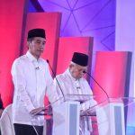 Jokowi Tawarkan Optimisme dan Masa Depan Indonesia Berkeadilan