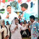 Ibu Negara Hadiri Seminar Parenting di Banyuwangi