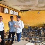 35 Tahun Tak Diperbaiki, SMPN 1 Muara Gembong Akan Direnovasi