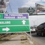 Tol Pandaan-Malang Telah Dilalui 76.668 Kendaraan