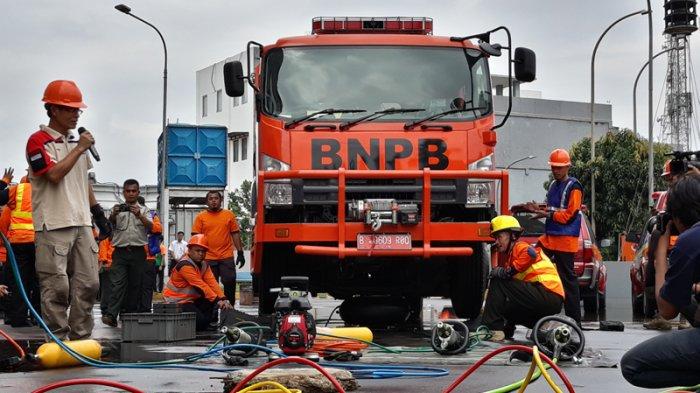 Perpres BNPB Tata Ulang Arsitektur Penanganan Bencana