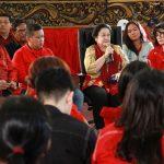 Megawati Rayakan Ulang Tahun Bersama Kaum Milenial