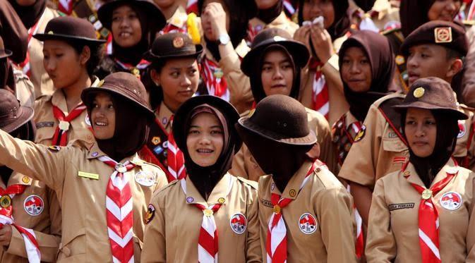 Festival Wirakarya Kampung Kelir Pramuka 2019