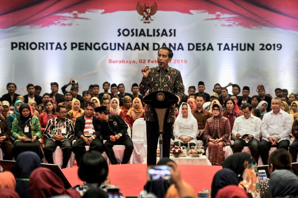 Presiden Apresiasi Peran Pendamping Desa