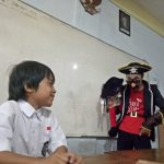 Prihatin Dunia Anak, Harris Road Show Dongeng