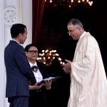 Presiden Terima Surat Kepercayaan 11 Duta Besar Negara Sahabat