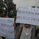 Jaringan Santri Nusantara Tuntut Fadli Zon Minta Maaf