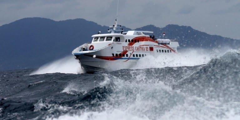 Sebagian Wilayah Perairan Indonesia Berpotensi Gelombang Tinggi