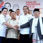 Jokowi Janji Kurangi Ketergantungan Energi Fosil