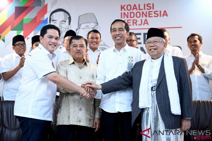 Muslim Milenial Bersatu Dukung Jokowi