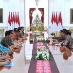 Bahas Kesejahteraan, Presiden Undang Serikat Pekerja Perkebunan ke Istana