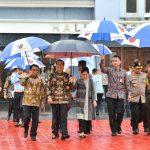 Presiden Jenguk Ani Yudhoyono