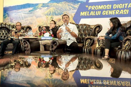 Kemenpar Ajak Milenial Go Digital Promosikan Pariwisata