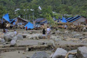 BAZNAS Terjunkan Tim Bantu Korban Banjir Jayapura