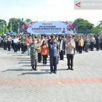 Polres Gresik Kerahkan 8.168 Personel Pengamanan Pemilu
