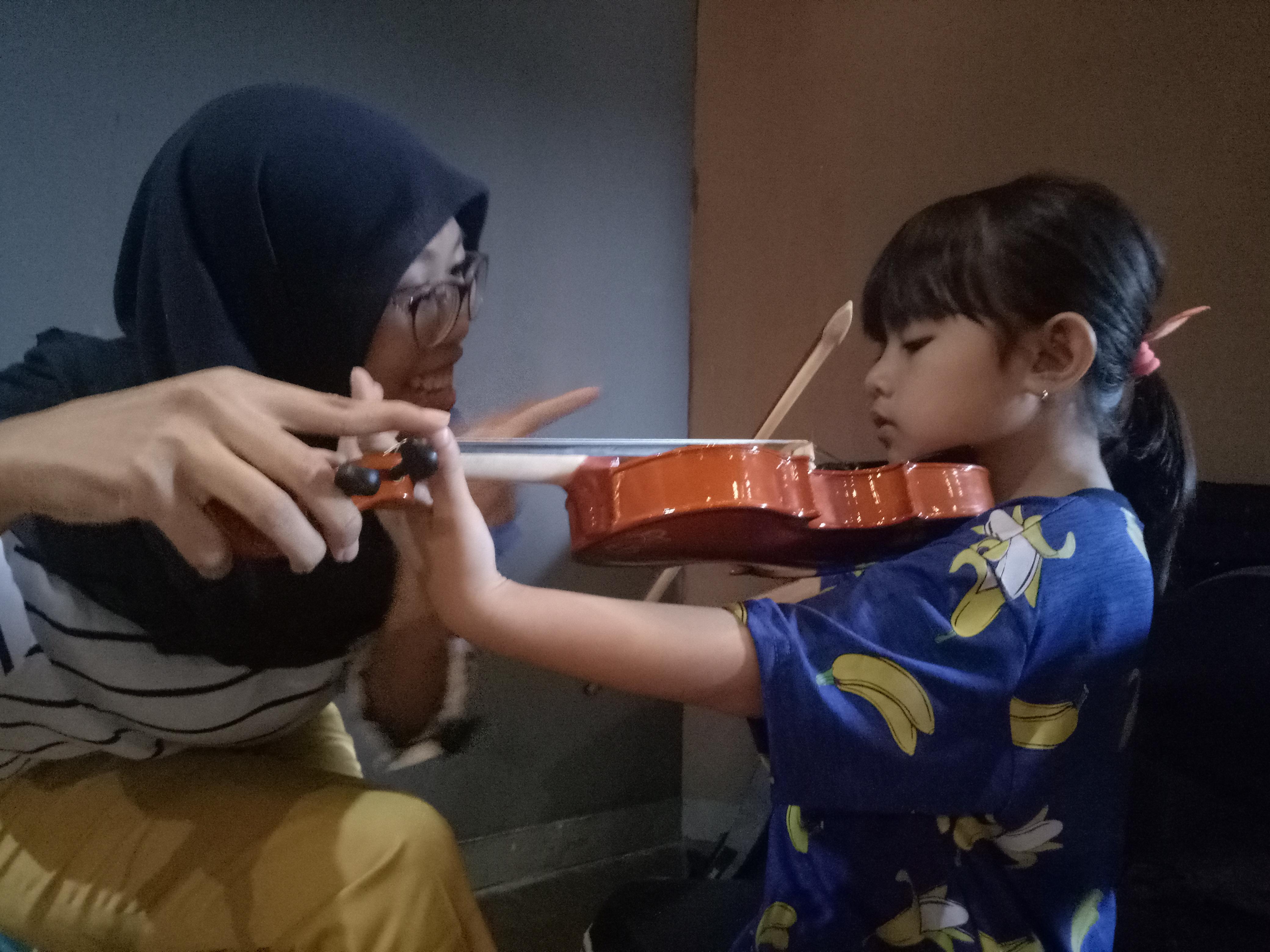 Berlatih Musik Gratis Bersama POSS Ensemble