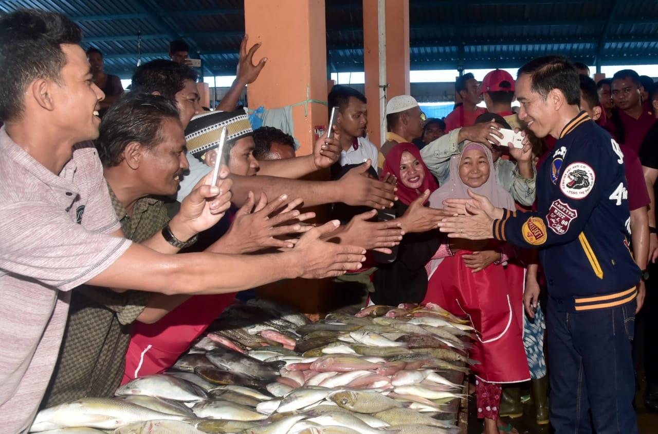 Nasehat Jokowi bagi Nasabah Ultra Mikro