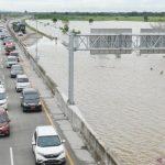Tol Ngawi-Kertosono Dibuka Kembali Setelah Banjir Surut