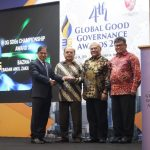BAZNAS Raih Global Good Governance Award 2019