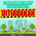 Millennial Road Safety Festival 2019 di Surabaya, Car Free Day Ditiadakan