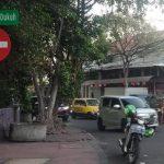 Dishub Surabaya Siapkan Jalan Simpang Dukuh Dua Arah