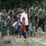 Anak-anak Jayapura Minta Presiden Segera Benahi Sekolahnya yang Terdampak Banjir