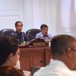 Presiden Minta APBN 2020 Fokus pada Pertumbuhan Ekonomi dan Peningkatan SDM