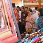 Presiden Dorong IKM Kerajinan Dobrak Pasar Internasional