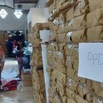 KPU Jatim Percepat Distribusi Kekurangan Surat Suara