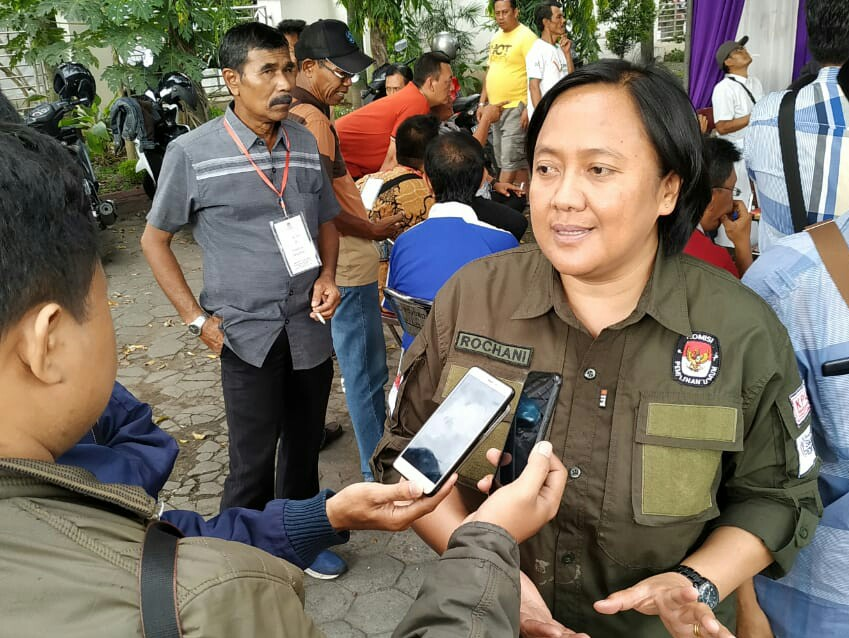 Partisipasi Pemilih di 38 Kota/Kabupaten Jatim Meningkat