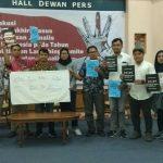 Kekerasan Masih Tinggi, Komite Keselamatan Jurnalis Dideklarasikan