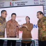 Jawa Timur Miliki Rumah Kreatif UMKM