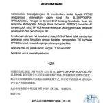 KDEI Taipei Stop Layanan 41 PPTKIS Bermasalah
