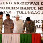 Wapres RI Resmikan Rusunawa dan Tinjau Pelaksanaan Dana Desa di Tulungagung