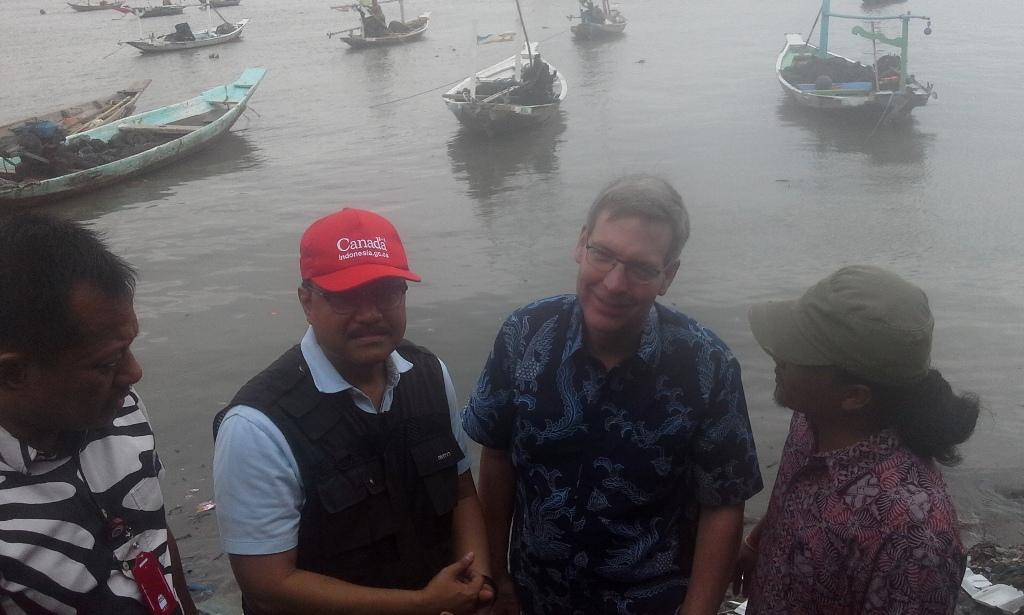 Peningkatan Kapasitas Nelayan Ditengah Cuaca Ekstrem