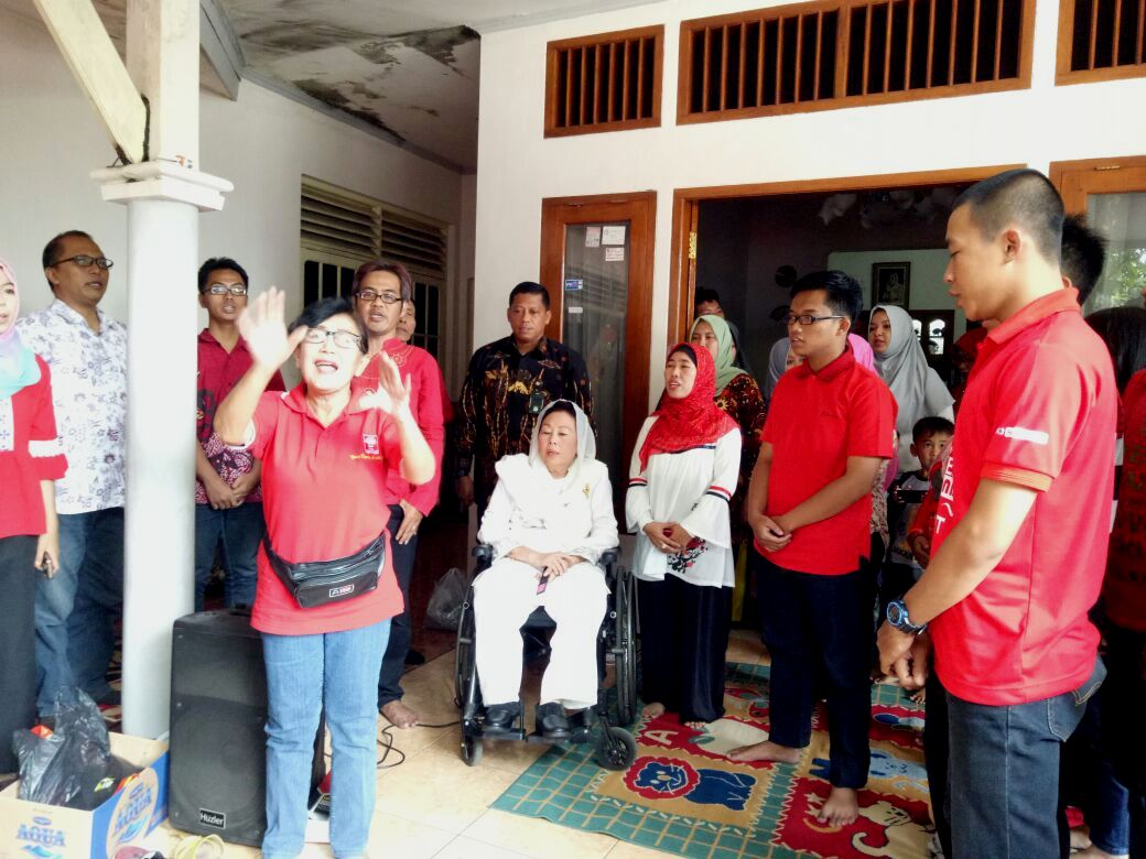 Lintas Agama Jombang Rayakan Imlek Bersama Sinta Nuriyah Wahid