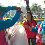 Sampah Ditukar Sembako, Warnai Peringatan Hari Peduli Sampah Nasional Kota Kediri