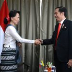 Indonesia Dorong Upaya Perdamaian di Rakhine State