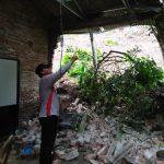 Longsor di Lereng Gunung Wilis, 14 Keluarga Diungsikan