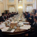 Kunjungi Rusia, Menko Polhukam Bahas Masalah Keamanan