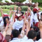 Presiden Mendongeng Untuk Anak Indonesia di Hari Buku Nasional