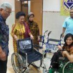 Lift di JPO Basuki Rahmat Kado Ultah Surabaya untuk Lansia dan Difabel