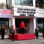PDI Perjuangan Jawa Timur Peringati Hari Lahir Pancasila 1 Juni