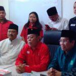 Saifullah Yusuf Ambil Formulir Pendaftaran Pigub Jatim di PDI Perjuangan