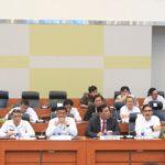 Kemenko Polhukam dan Kemenko Kemaritiman Bahas Usulan Anggaran 2017 dengan Banggar DPR
