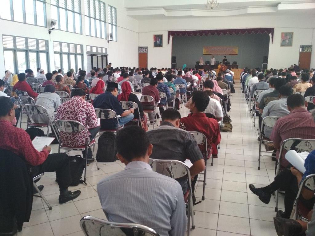 Jawa Timur Sumbang Peserta Terbanyak Tes Calon Anggota Panwaslu