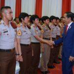 Presiden : Jadilah Perwira Yang Dicintai Seluruh Rakyat Indonesia